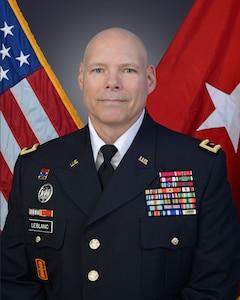 Brig. Gen. John A. LeBlanc, Assistant Adjutant General, New Hampshire Joint Force Headquarters.