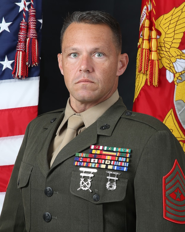 Sergeant Major Thomas J. Korabik, Jr