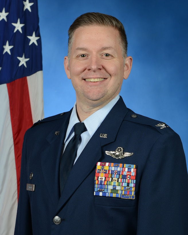Col. Kenneth Radford is the vice commander of 176th Wing