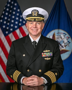Captain Jip Mosman, commander, Puget Sound Naval Shipyard & Intermediate Maintenance Facilty
