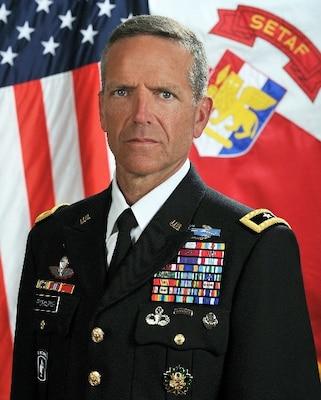 Maj. Gen. Andrew M. Rohling Bio Picture