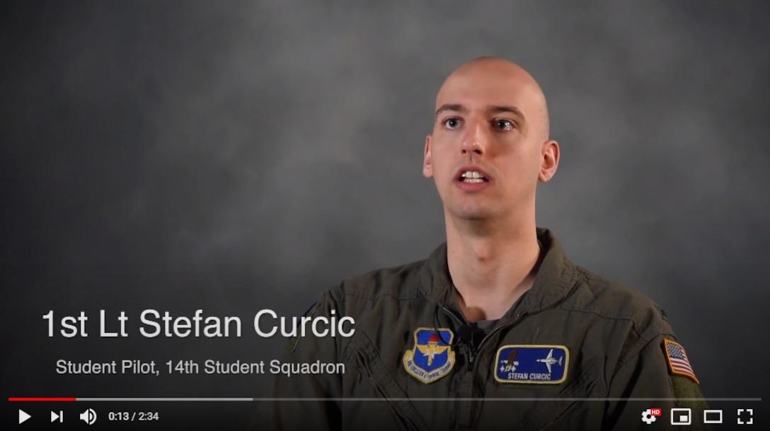 1st Lt Stefan Curcic