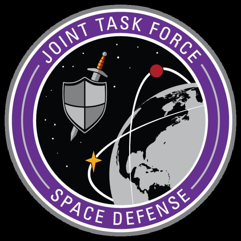 Joint Task Force-Space Defense emblem