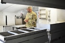The Joint Culinary Training Center showcased the 92G MOS Advanced Individual Training (AIT)