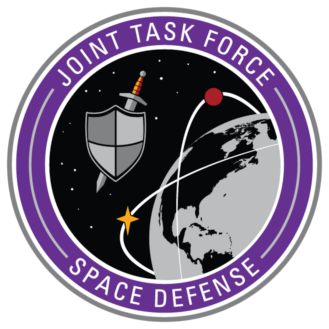 Joint Task Force-Space Defense emblem