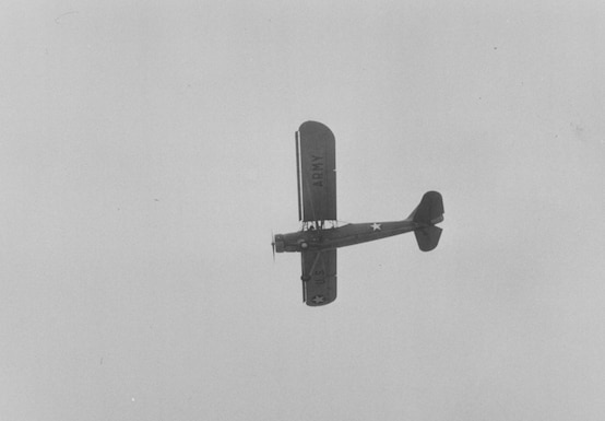 A Cyclone-Roaring December 7:  The 123rd Observation Squadron Goes to War