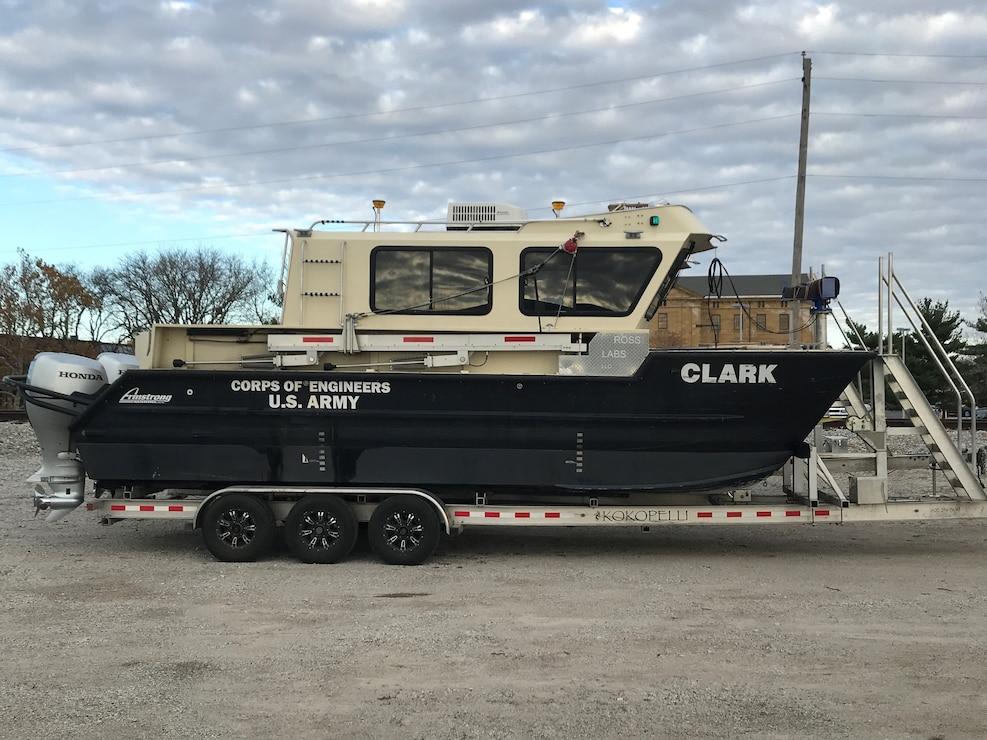 Survey Vessel Clark