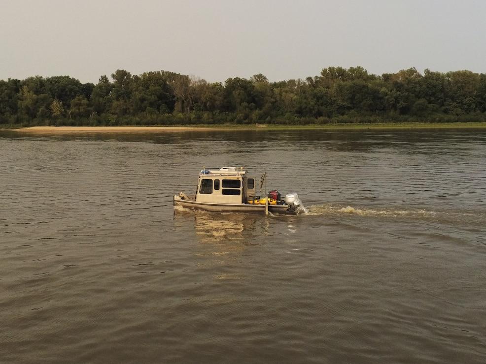 Rock Island District Survey Vessel
