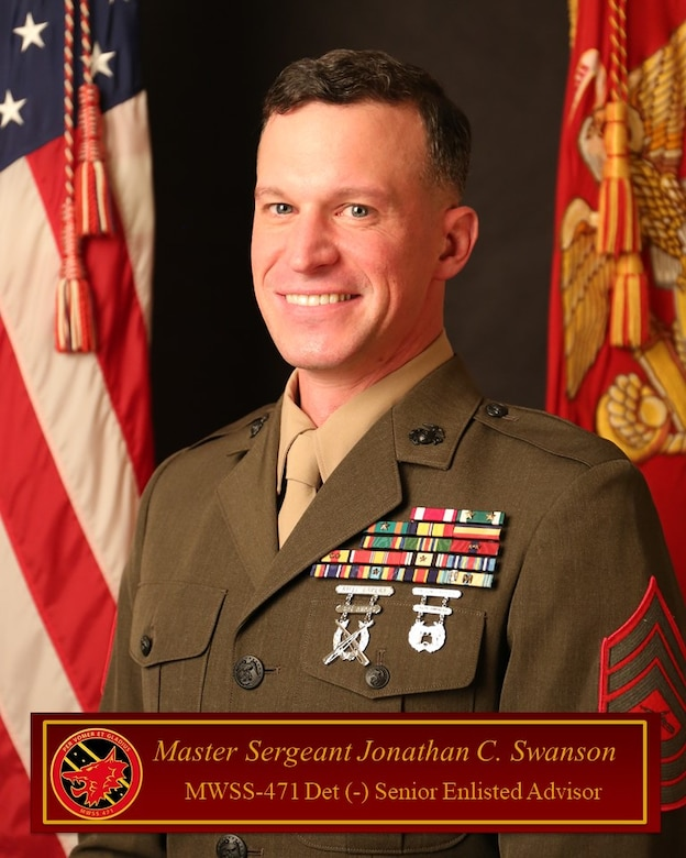 Site Support Senior Enlisted Advisor, MARINE WING SUPPORT SQUADRON 471