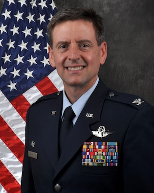 Col. Michael T. Baker is the Commander of the 445th Operations Group, 445th Airlift Wing, Wright-Patterson Air Force Base, Ohio.
