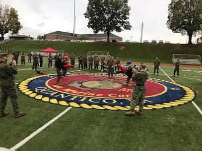 Photos of the field meet
