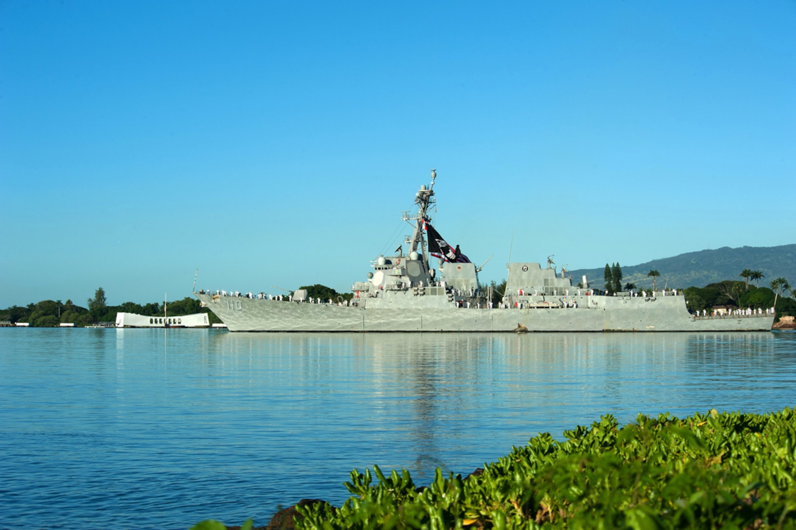 Navy, National Park Service to host 79th National Pearl Harbor Day Commemoration