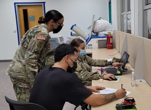 393rd CSSB leads the way in keeping up readiness