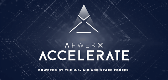 The inaugural AFWERX Accelerate event is being held virtually from Dec. 7-11, 2020. For the event live stream, visit www.af.mil/live. (Courtesy illustration)