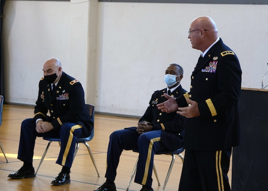 Dixon Colonel retires after 35 years of service