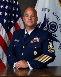Photo of Master Chief Jeremy P. DeMello