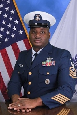 Photo of Master Chief Marques A. Johnson