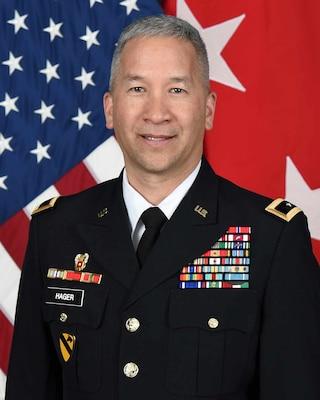 Major General Stephen J. Hager