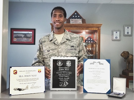 Reserve Citizen Airman fights rare disease with support from his unit