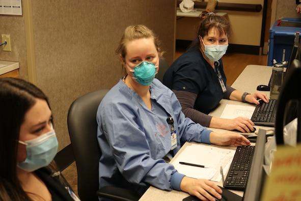 Eglin nurses deployed