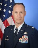 Lt. Col. Cash Official Photo
