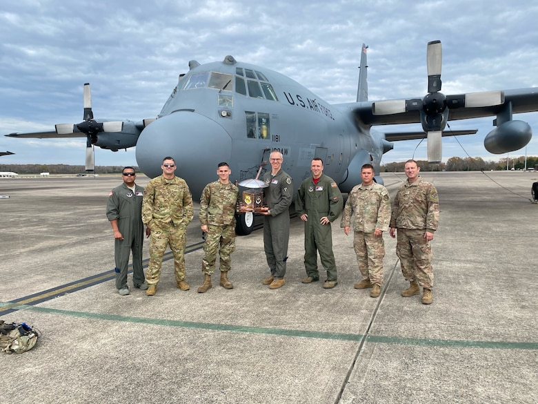 189th Airlift Wing wins 2020 Herk Nation Turkey Shoot