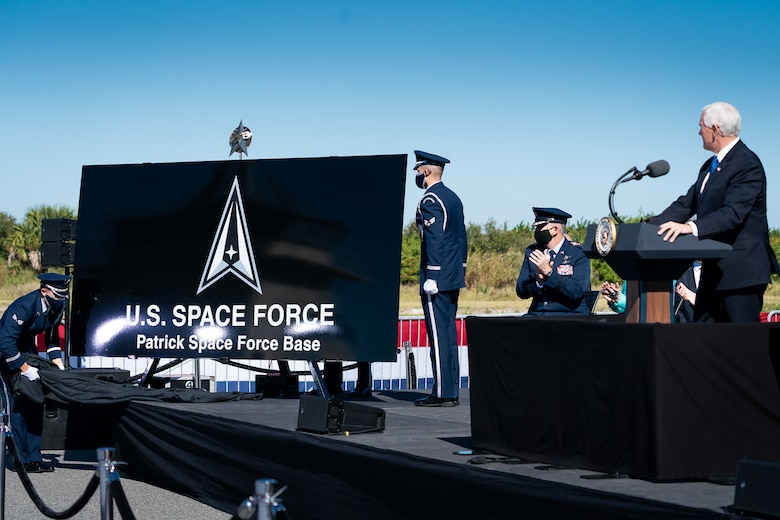 2 Famed bases re-designated to highlight Space Force connection