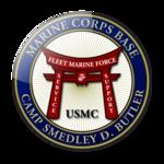 MCB Camp Butler Logo