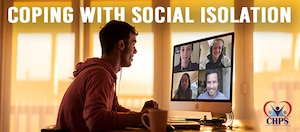 Social isolation occurs when an individual does not have adequate opportunities to interact with others.  Physical distancing and isolation can present certain challenges, such as spending days or weeks at home with limited resources, stimulation, and social contact.