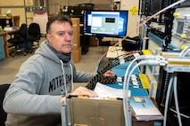 Photo of Electronics Mechanic John McHale