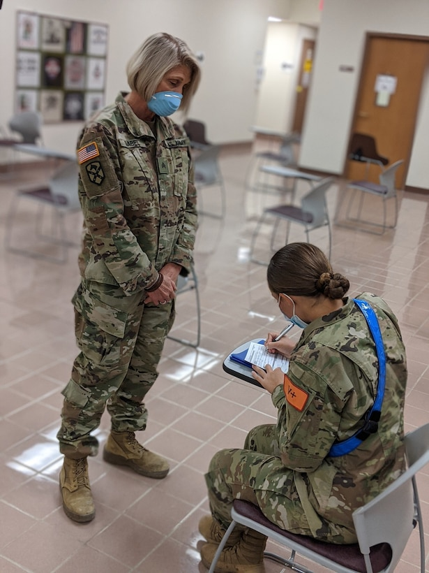 AR-MEDCOM Soldiers mobilize to support critical blood missions