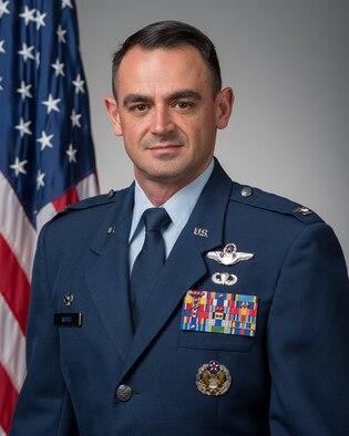 Col. Stuart M. Rubio official photo (U.S. Air Force Photo by Courtesy Asset)