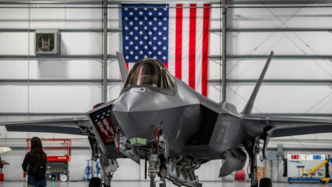 F-35 Demo Team wraps up 2020 at the Sun N' Fun Holiday Flying Festival