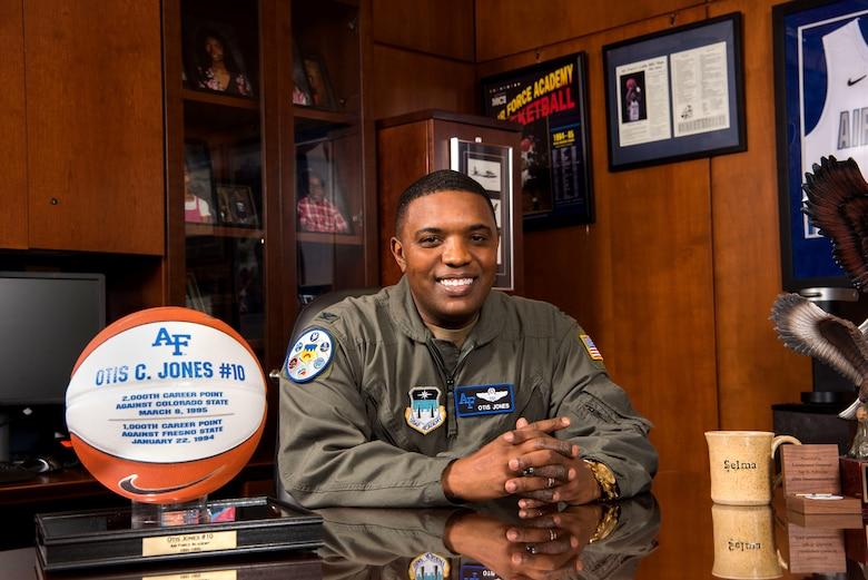 Col. Otis Jones Personality Feature