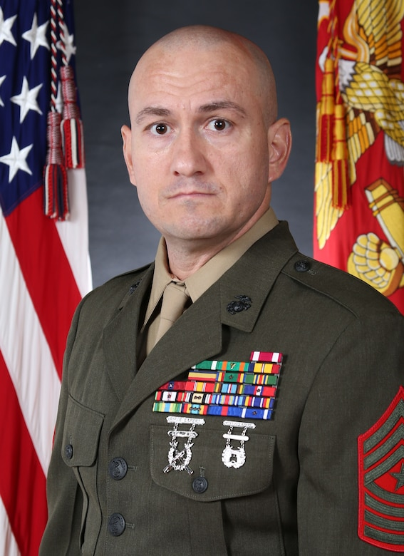 Sergeant Major Marinica Ariton