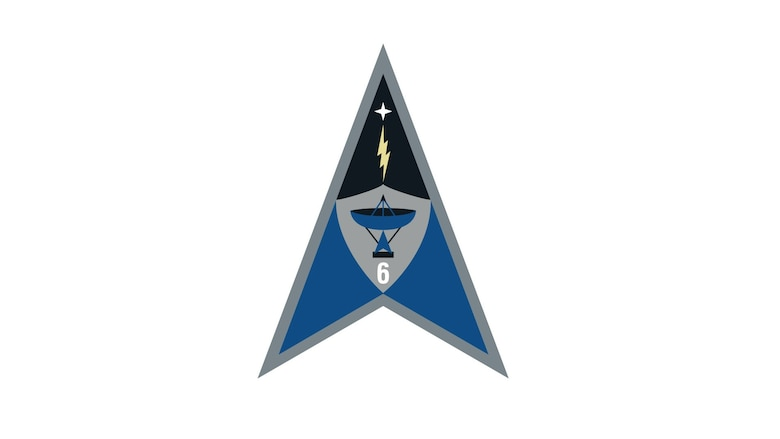 Space Delta 6 activated July 24 and is a functional component of the United States Space Force, known as the 'Cyber Delta.' Space Delta 6's mission is to provide continuous space access and availability through the Satellite Control Network. (U.S. Space Force graphic by Jacob Mosolf)
