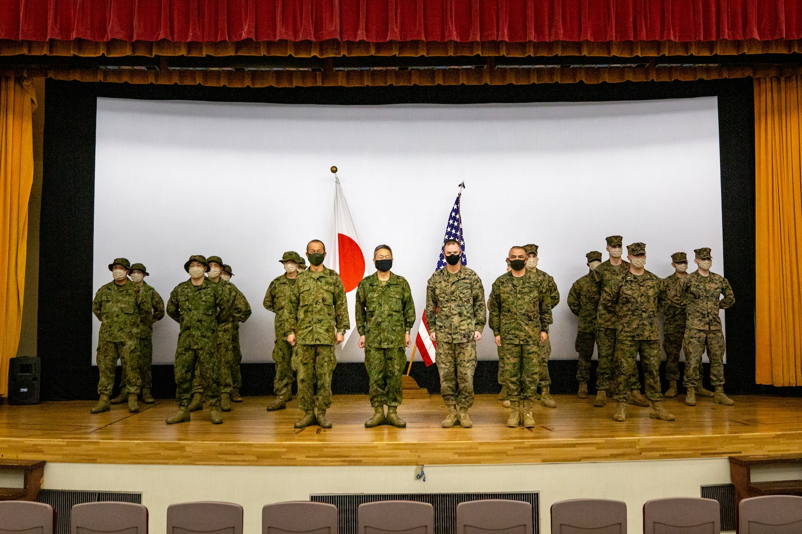 The Japan Ground Self-Defense Force's ARDB hits the ground running