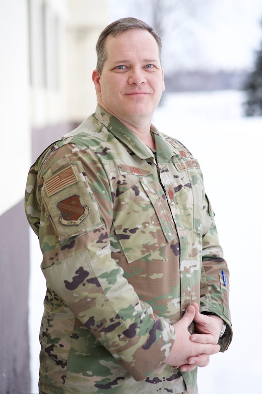 176th Wing Religious Support Team helps by building bridges