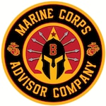 Marine Corps Advisor Company B Seal