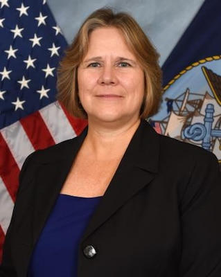 Melissa L Kirkendall, Executive Officer, Program Executive Office Unmanned and Small Combatants (PEO USC)