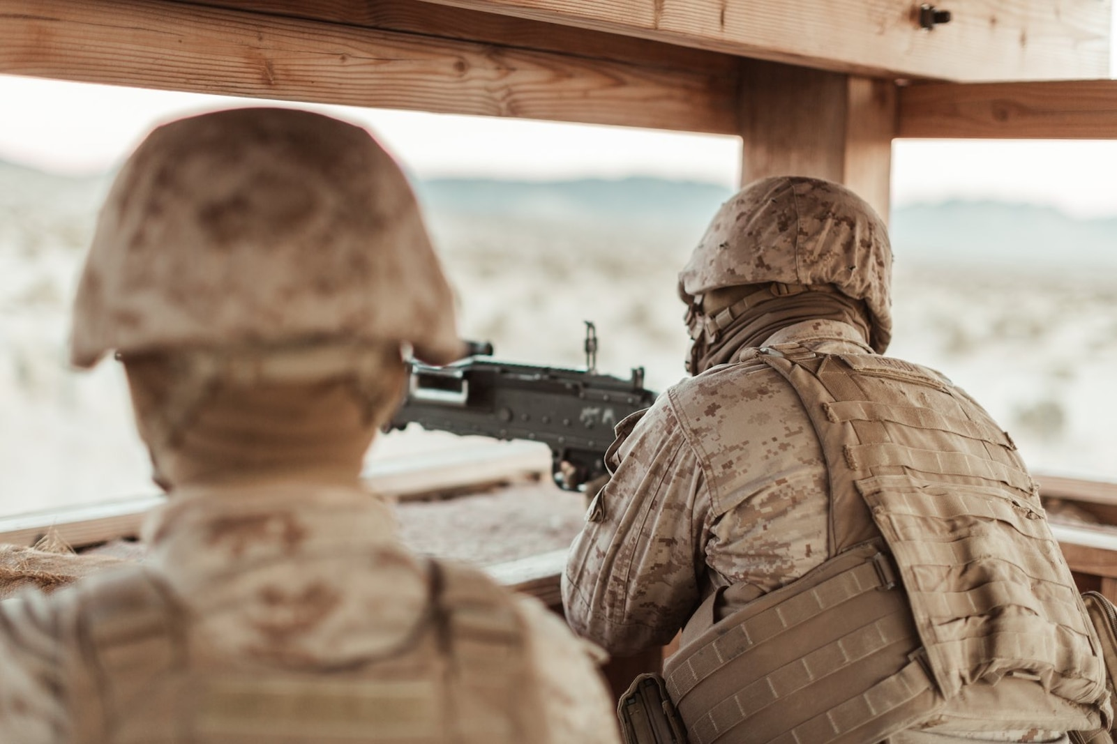 Marines and Sailors with 1st Maintenance Battalion participate in Exercise Dawn Blitz/Steel Knight 21.