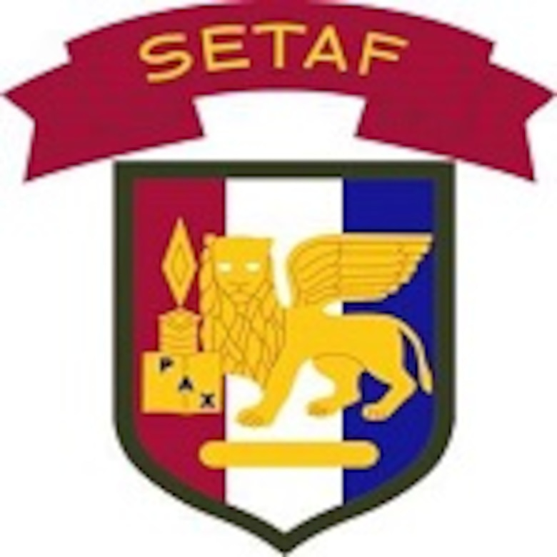 SETAF- AF Logo Crest