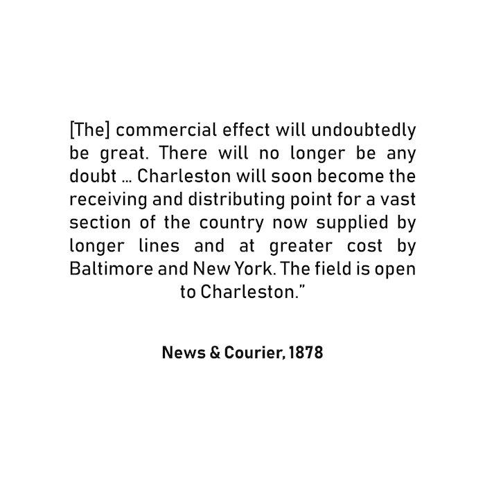1871- CHARLESTON DISTRICT FOUNDED
