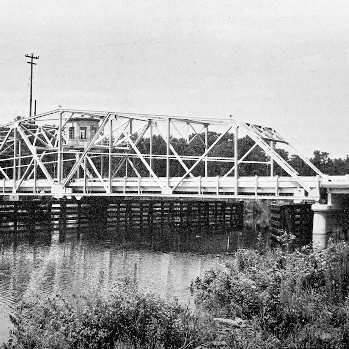 1932- INTRACOASTAL TRAVEL