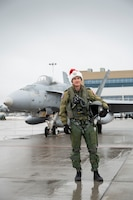 2020 NORAD Tracks Santa Escort Team