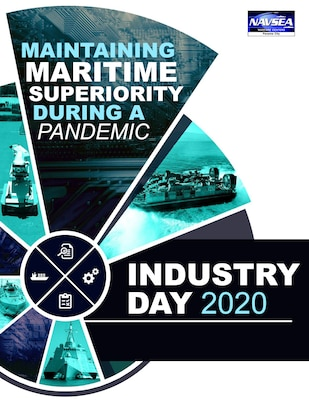 """Naval Surface Warfare Center Panama City Division hosted  376 participants with the majority being defense contract partners during its 2020 Industry Day with the theme """"Maintaining Maritime Superiority during a Pandemic"""" on Dec. 1 via Microsoft Teams Live."""