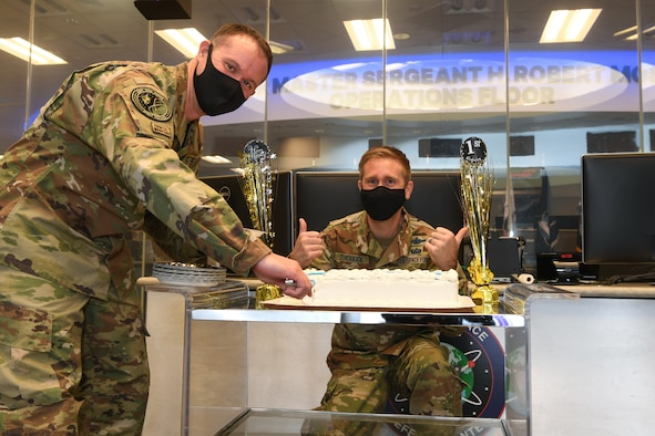 JTF-SD celebrates Space Force's 1st birthday