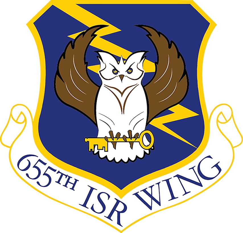 The 655th Intelligence, Surveillance and Reconnaissance (ISR) Wing is an Independent wing under the 10th Air Force, Air Force Reserve Command, headquartered at Wright-Patterson Air Force Base, Ohio. The organization officially became a wing Sept. 20, 2018, consisting of two Groups and 14 Classic Associate Unit intelligence squadrons across seven different states conducting 10 distinct missions.