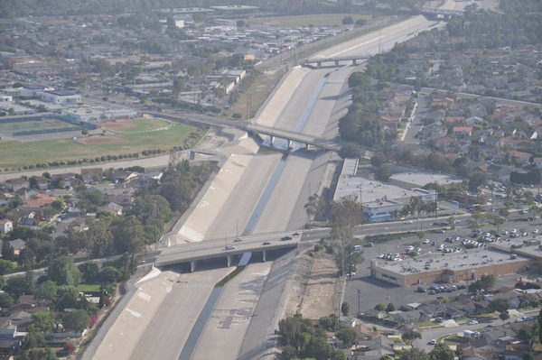 Professionals with the U.S. Army Corps of Engineers Los Angeles District representing a variety of technical disciplines lent their time and expertise to public stakeholders Dec. 3, 2020, during the 2020 Los Angeles River Flood Awareness Workshop.