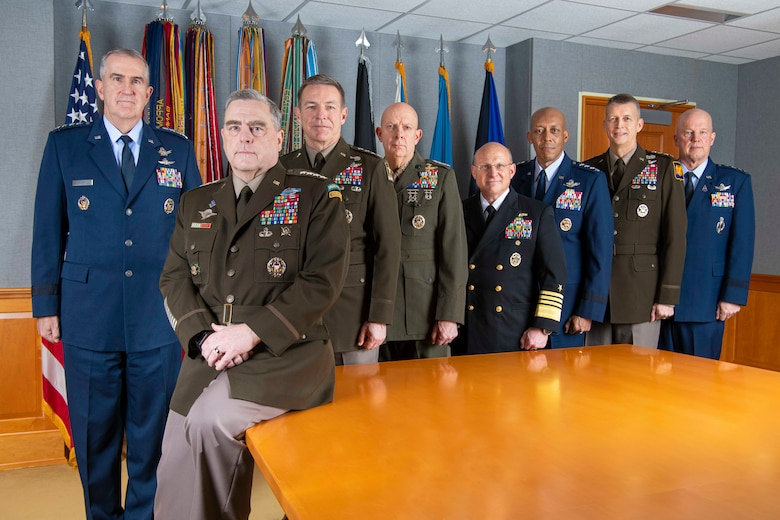 Space Force Leader to Become 8th Member of Joint Chiefs